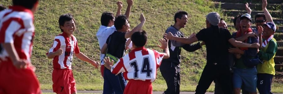 仁井田レッドスターズ3-2